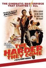 The Harder They Come Movie Poster
