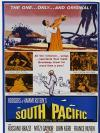 South Pacific Movie Poster