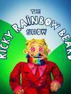 Ricky Rainbow Beard Poster