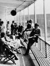 Passengers on a Steamship