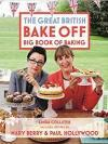 Great Brtish Bake Off Book of Baking - book cover